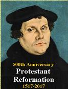 Protestant Reformation: 500 Years of Grace